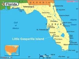 Little Gasparilla Island Map Barbara Pendergrass   About the Island